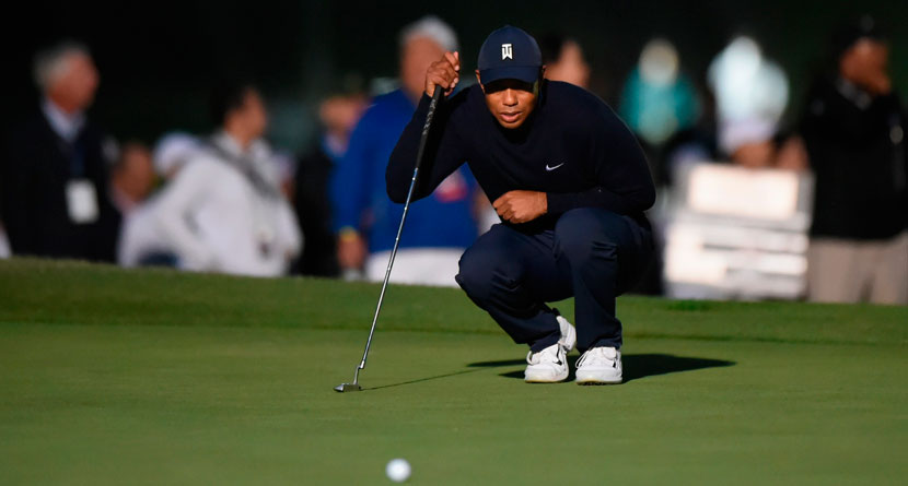 Day Wins Japan Skins As Tiger Misses Putt On 18th Hole