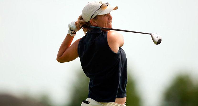 LPGA Pro Penalized 58 Strokes