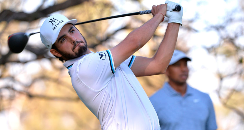 Ancer Calls Out Tiger For Presidents Cup Singles