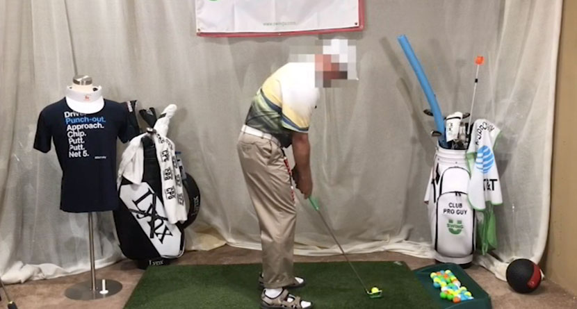 What The Pros Do When Chipping Under Pressure