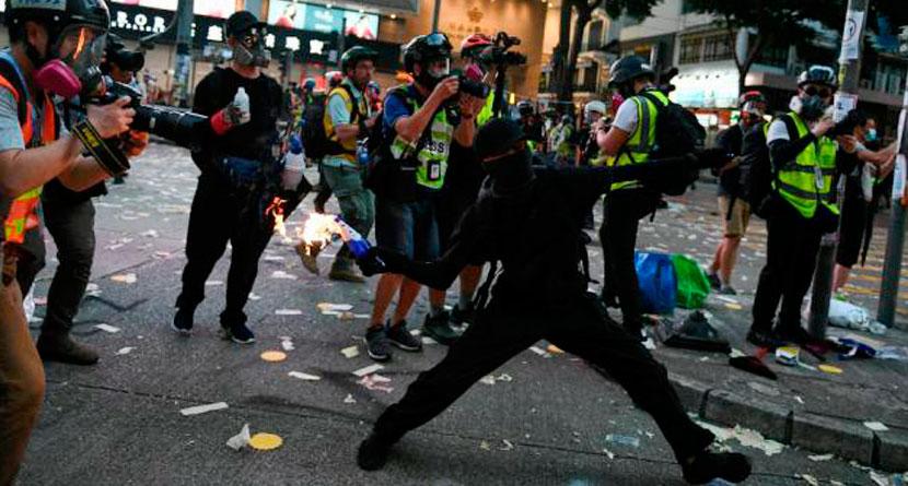 European Tour Postpones Hong Kong Open Due To Civil Unrest