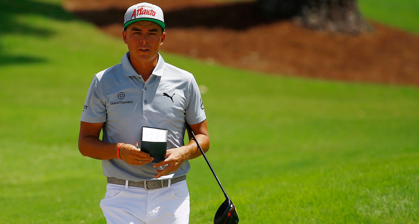 Fowler WDs From Mayakoba Due To Intestinal Infection