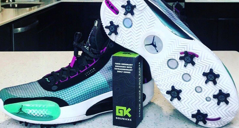 DIY Golf Shoe Company Cashes In On