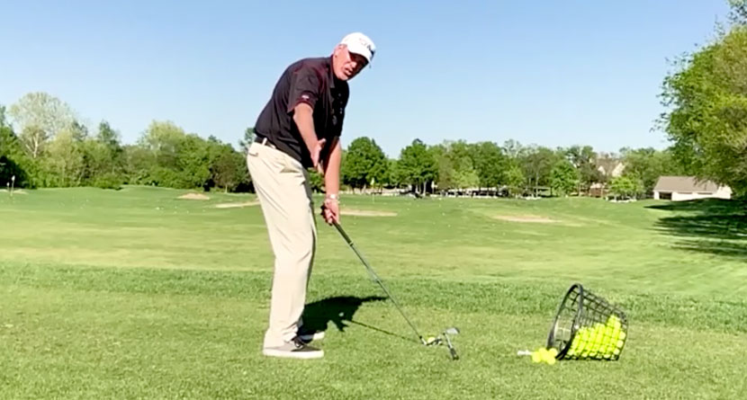 Get Your Backswing In The Perfect Position