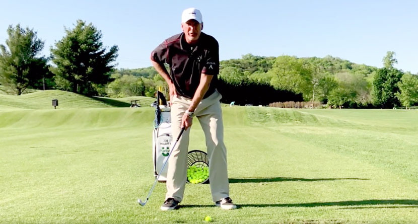 Get More Power In Your Swing