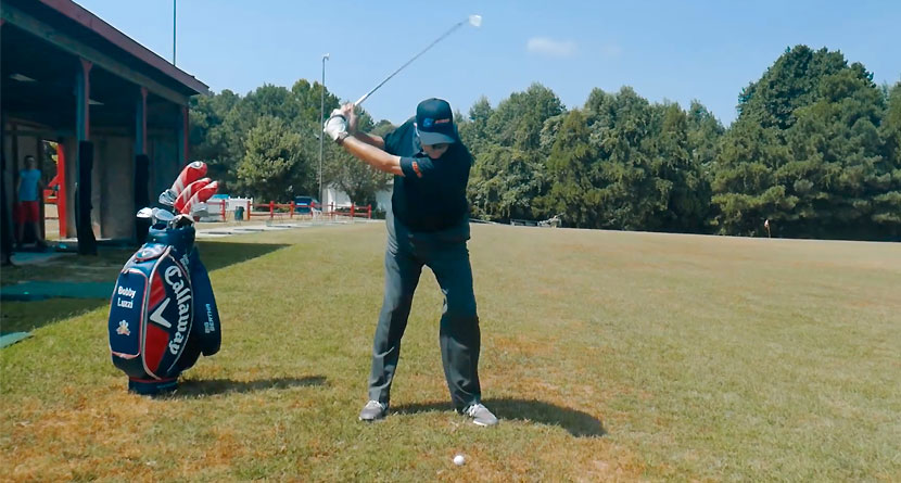 Break One Of The Worst Habits In Golf With The StanceCheck iZone