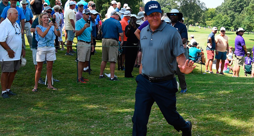 Mickelson Enters Partnership With Amstel Light
