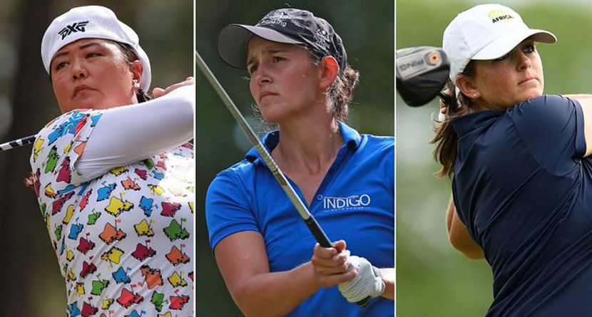 Penalties Cost LPGA Pros Chance At Tour Cards