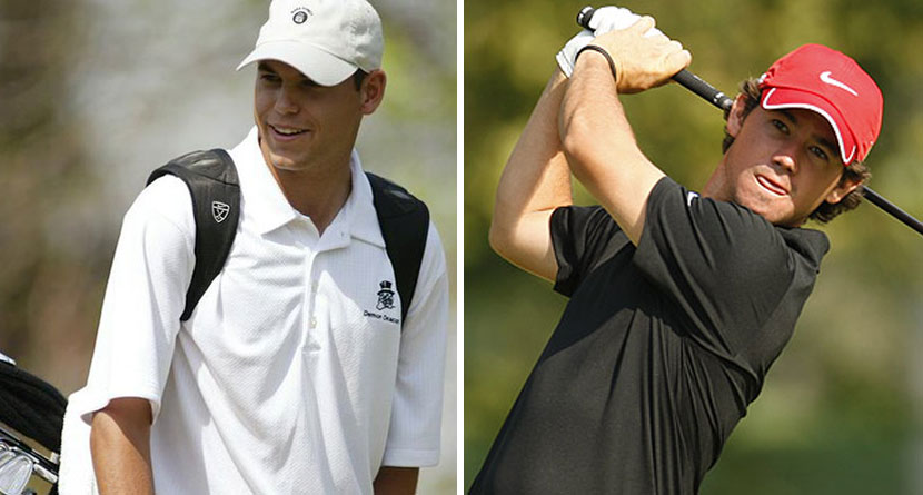 Incredible Stories Of Tour Pros As Junior Golfers