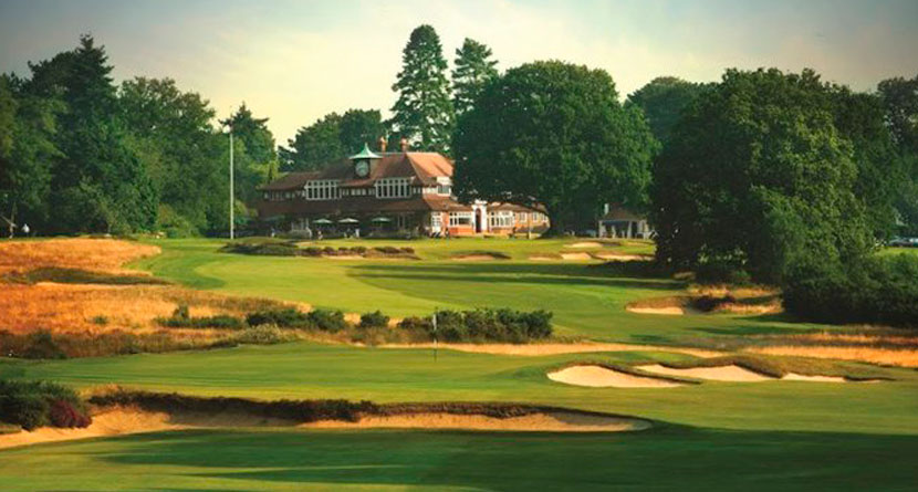 Golfer Sues Exclusive Club Over Playing Privileges