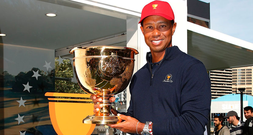 Tiger Defends Controversial Captain's Pick Reed