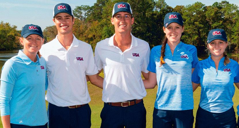 "U.S. Amateur Team DQ'd Under ""Overly Harsh"" Rule"