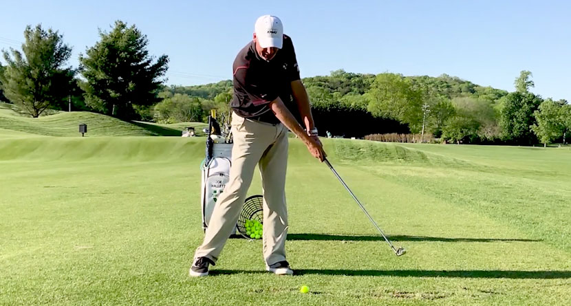 Make Better Contact With Your Irons