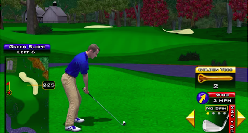My Lifetime Love Affair With Golf Games