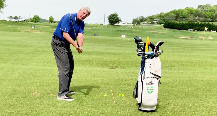 3 Steps To A Perfect Backswing