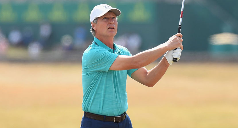 Chamblee Gets Robbed Of An Ace At Champions Tour Q-School