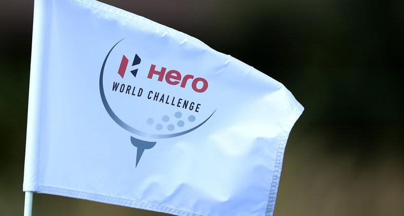 2019 Hero World Challenge Leaderboard