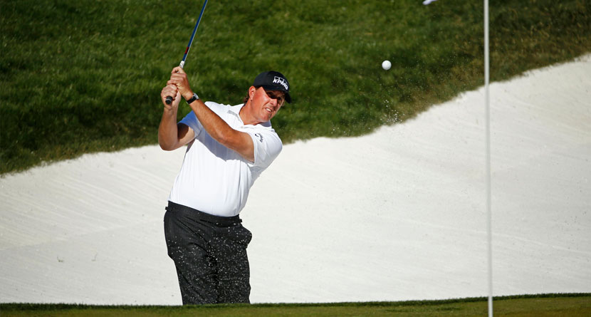 Phil Skipping Phoenix For Controversial Saudi Event