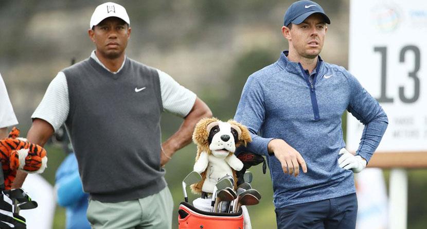Tiger, Rory Turn Down 7-Figure Appearance Fees In Saudi Arabia