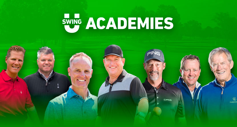 SwingU Congratulates 22 Clients Named To Golf Digest's and/or Golf Magazine's Top-Teacher Lists