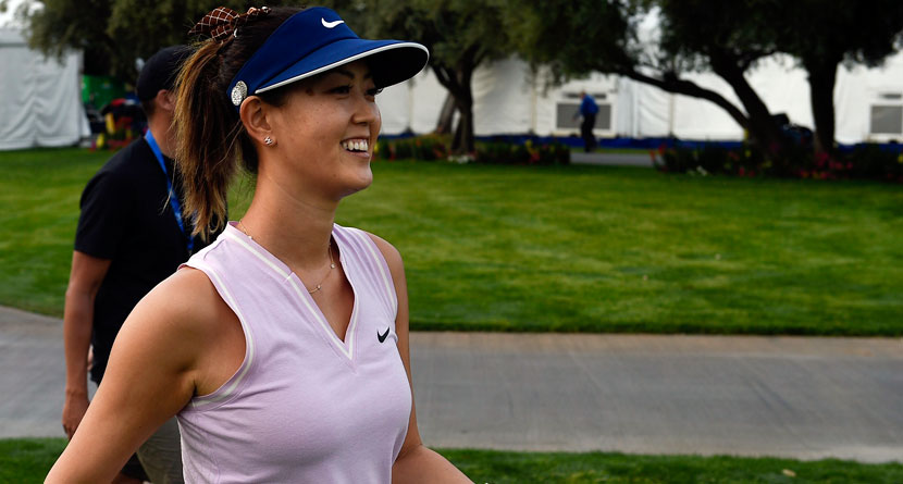 Wie Among CBS Golf Broadcast Roster Additions