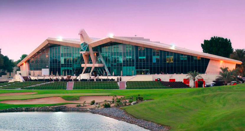2019 Abu Dhabi HSBC Golf Championship Leaderboard