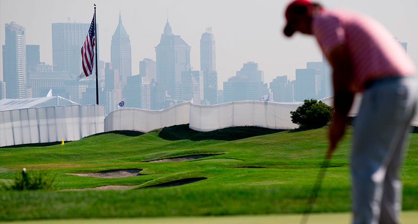 Liberty National Embroiled In Environmental Battle