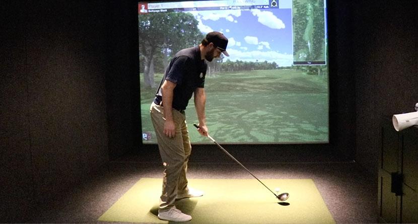 Challenge: One-Armed Bogey Golf