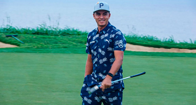 Rickie Makes Waves With Island-Inspired Scripting