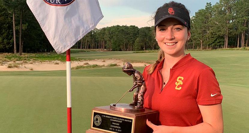 U.S. Women's Am Champ Turns Down Augusta Invite
