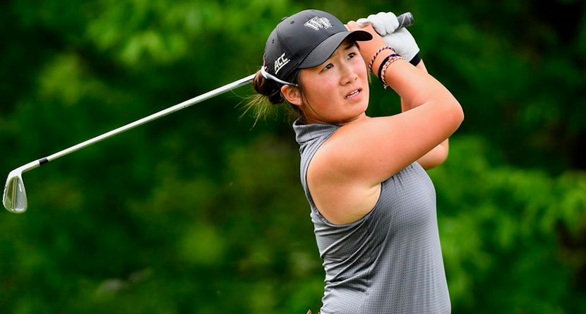 Wake Forest Senior On Cusp Of Golf History