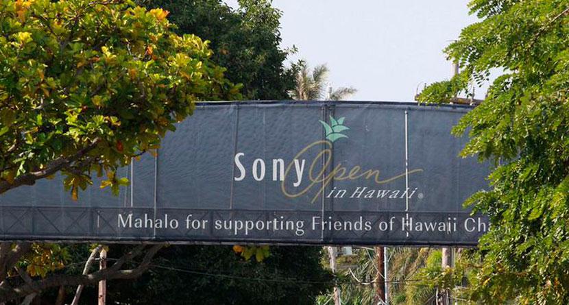 2019 Sony Open In Hawaii Leaderboard