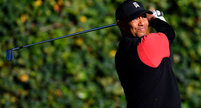 Tiger Commits To Farmers Insurance Open, Genesis Invitational