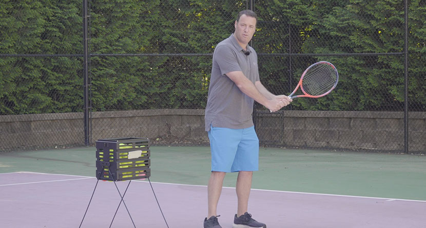 Add 5 MPH To Your Backhand With One Move