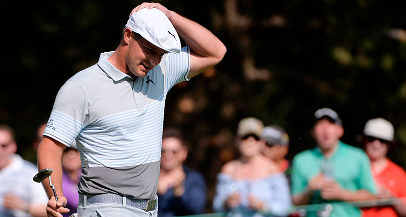 DeChambeau Ripped For Outburst On Chapultepec Green