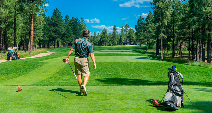 Study: Playing Golf Reduces Risk Of Early Death