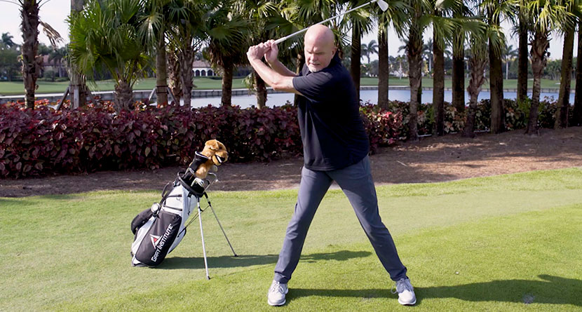 Create More Power In Your Golf Swing