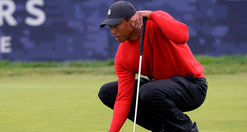 Tiger 4-Putts En Route To DFL Finish At Genesis