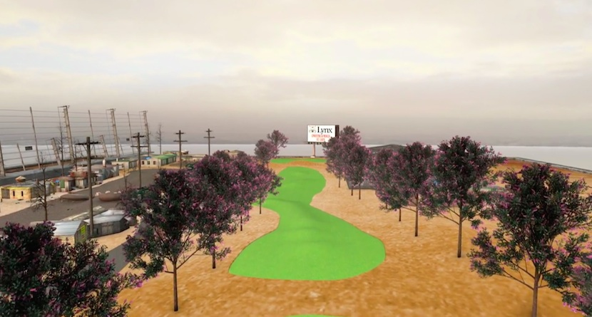 Virtual Tour Of The Nastiest Two Hole Stretch In Golf