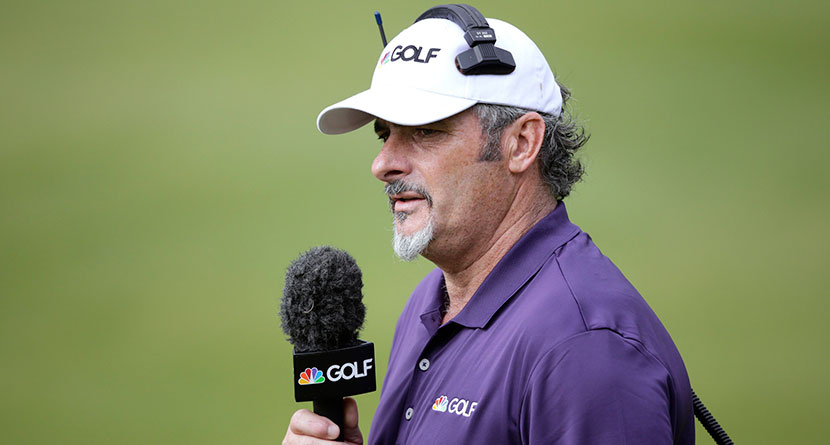 Feherty The Latest To Take Reed To Task
