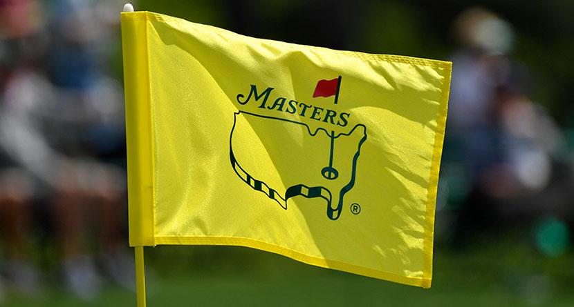 2020 Masters Tournament Postponed Due To Coronavirus