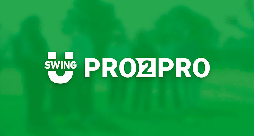 SwingU Launches Pro2Pro, The Mentoring, Coaching & Networking App For Golf Industry Professionals