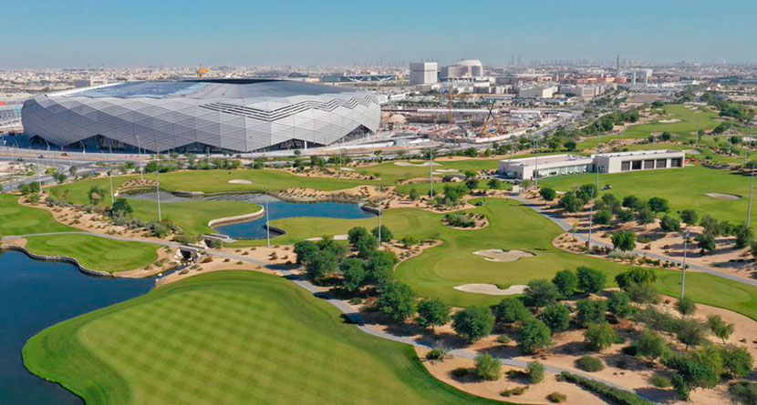 2020 Commercial Bank Qatar Masters Leaderboard