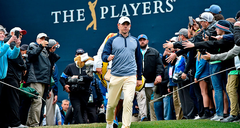 Rory Compares Dye Designs To Taste Of Beer
