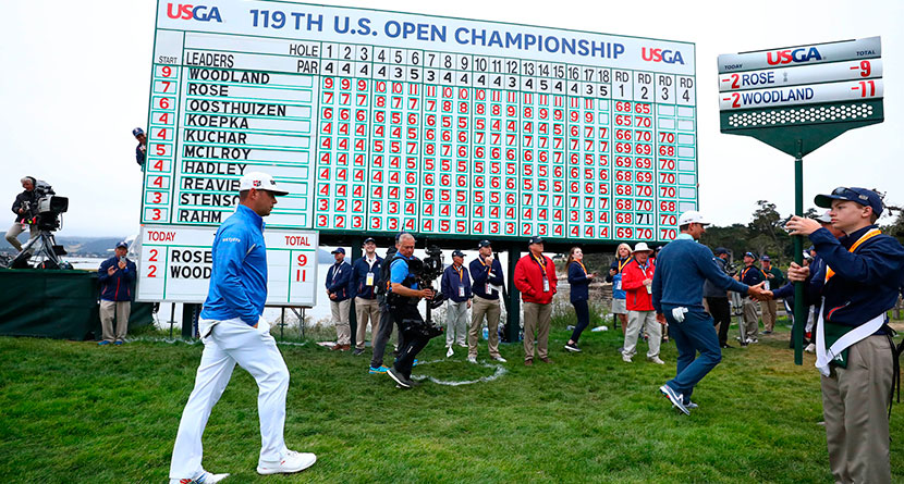 U.S. Open Postponed, Expected To Still Be Played At Winged Foot
