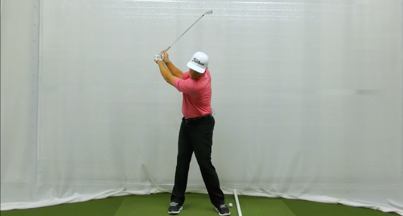 Optimize Your Backswing For A Fade