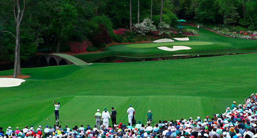 What Would You Shoot At Augusta National Golf Club?