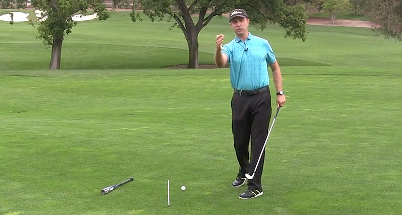 The Key To Becoming A Great Ball Striker