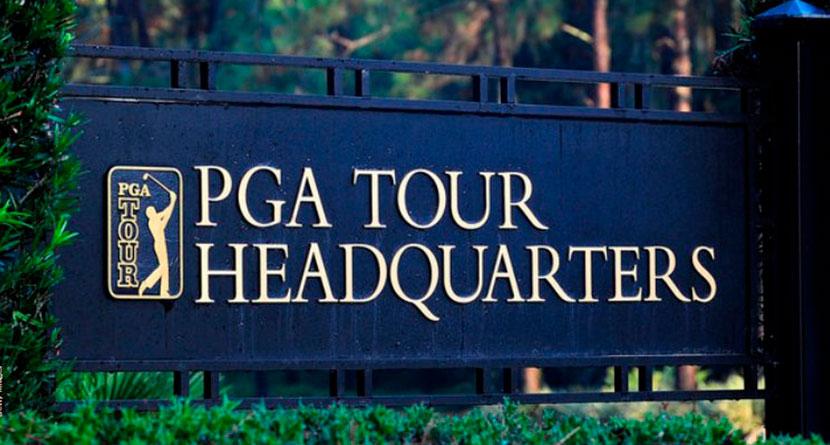 PGA Tour Executive Tests Positive For COVID-19