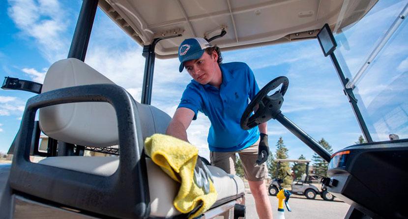 Impact COVID-19 Has Had On Golf Industry